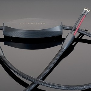 Transparent - Ultra Speaker Cable