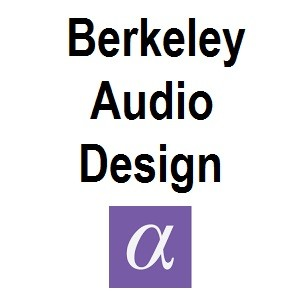 BERKELEY AUDIO DESIGN - dac
