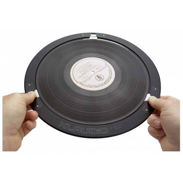 10 Inch 33 Amp 78 Rpm Lp Adapter For Record Cleaning