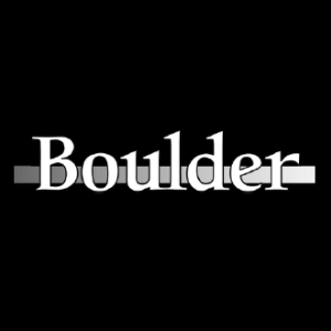 BOULDER - audio systems