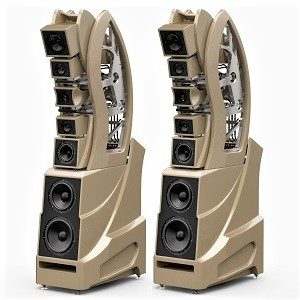 Wilson Audio - Wamm Master Chronosonic Towers