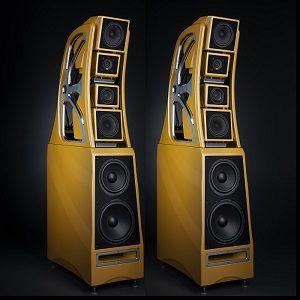 Wilson Audio - Chronosonic XVX