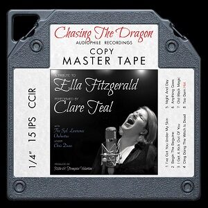 Clare Teal & The Syd Lawrence Orchestra - A Tribute To Ella Fitzgerald